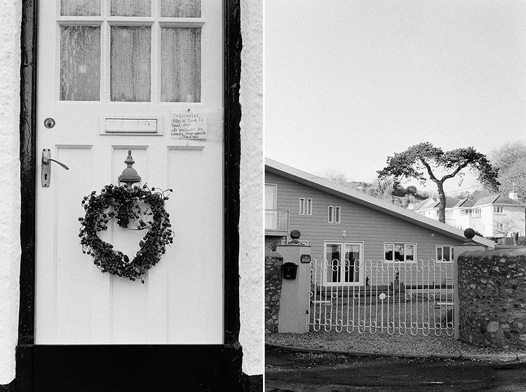 Devon black white film