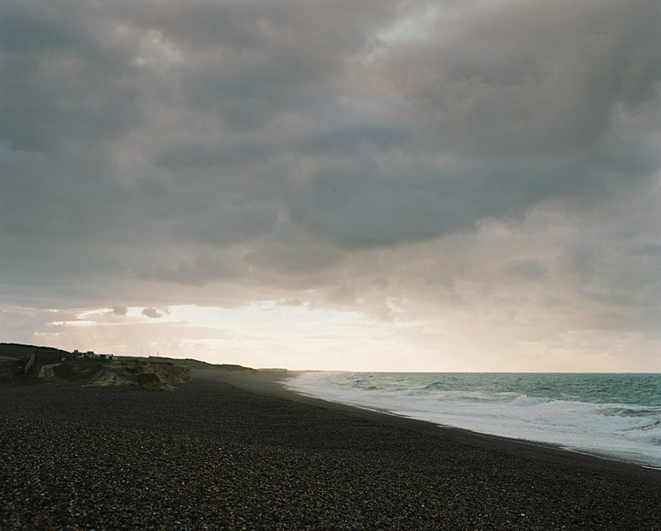 Norfolk coastline on Fuji 400H_0001
